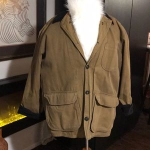 J.Crew weatherbreaker men's jacket